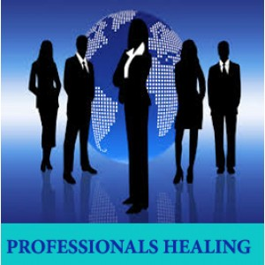 Prayers & Healing For Professionals