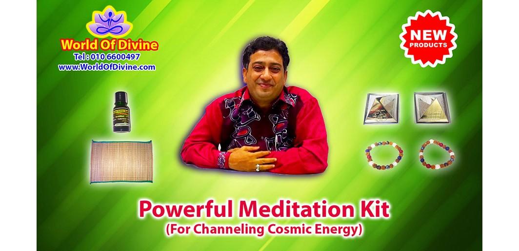 Powerful Meditation Kit