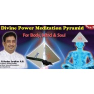 Divine Power Meditation Pyramid