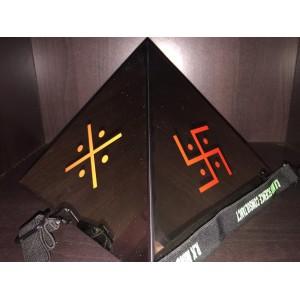 Divine Power Meditation Pyramid