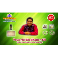 Powerful Meditation Kit ~ For Channeling Cosmic Energy