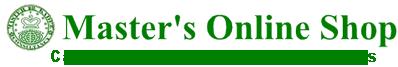 Master's Online Shop